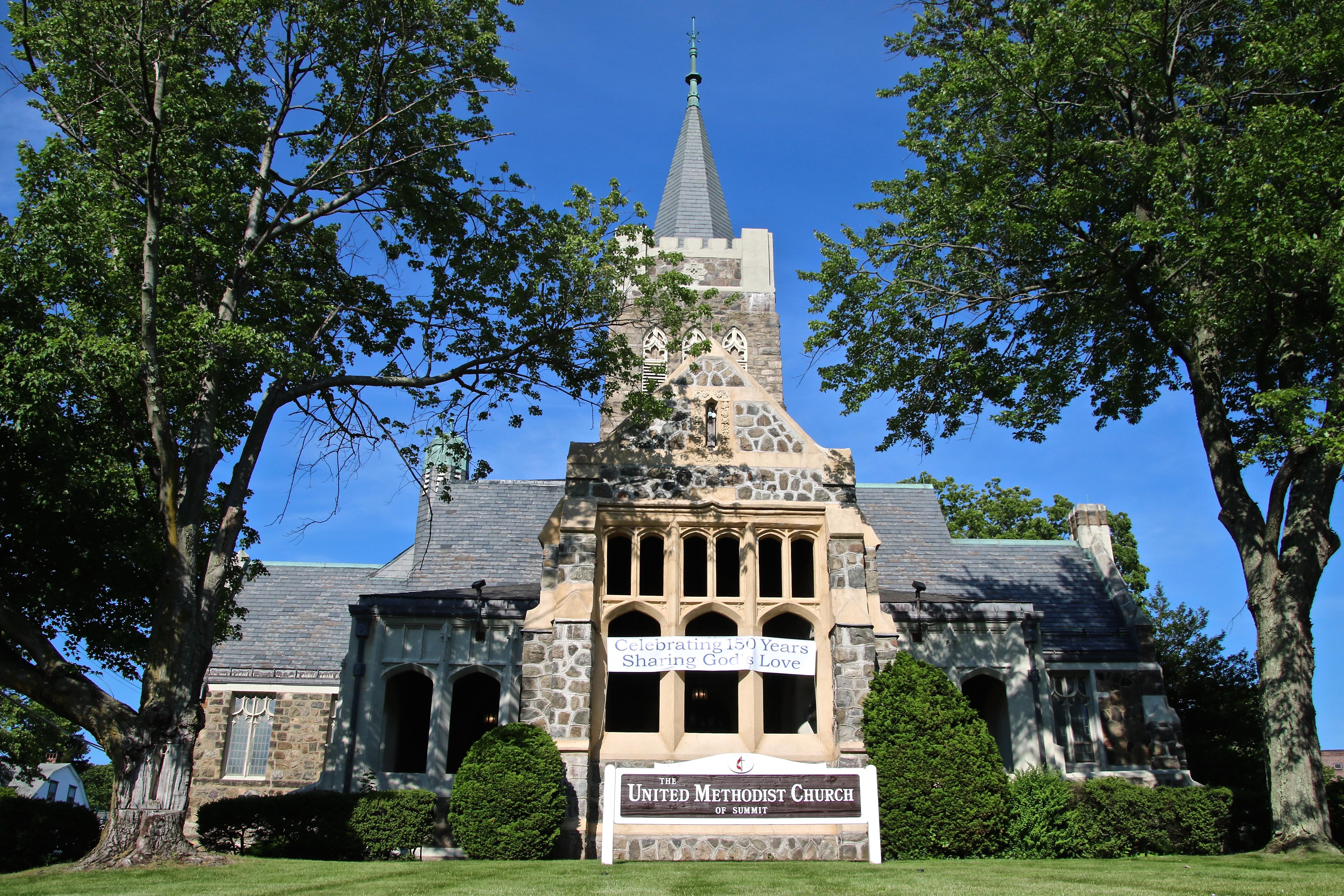 united methodist church of summit nj